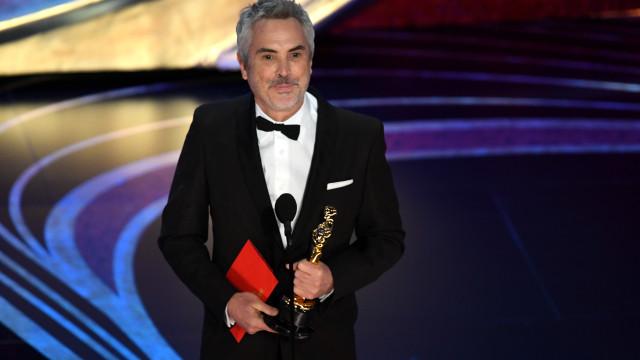'Roma' leva 3 estatuetas do Oscar, incluindo Melhor Filme Estrangeiro e Melhor Diretor