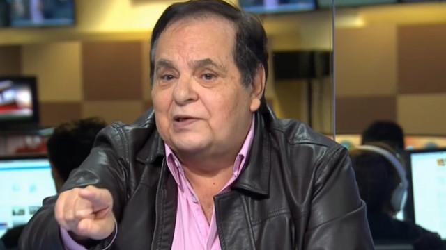 Morre o jornalista e comentarista Roberto Avallone, aos 72 anos