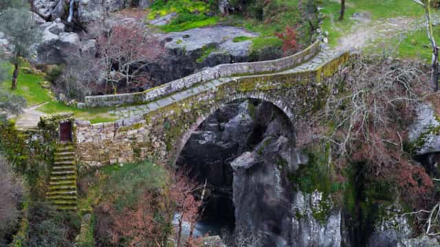 Do you dare cross the Devil's bridge?