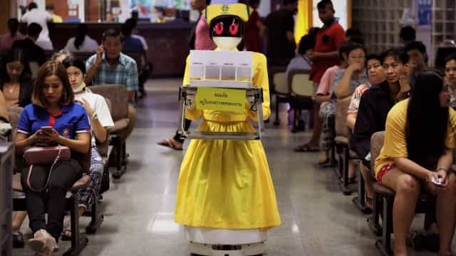 The future is here: Meet the robots of the world
