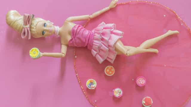 Was Barbie's life in plastic always fantastic?