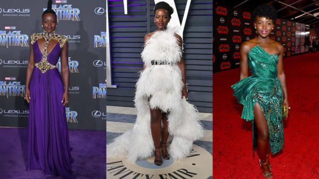 Lupita Nyong'on uskomaton tyyli