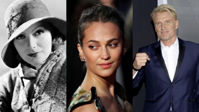 Svenskar som lyckats i Hollywood