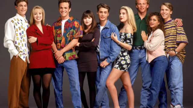 'Beverly Hills, 90210': Then and now