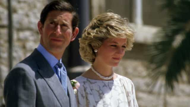 Royal couples who have been divorced