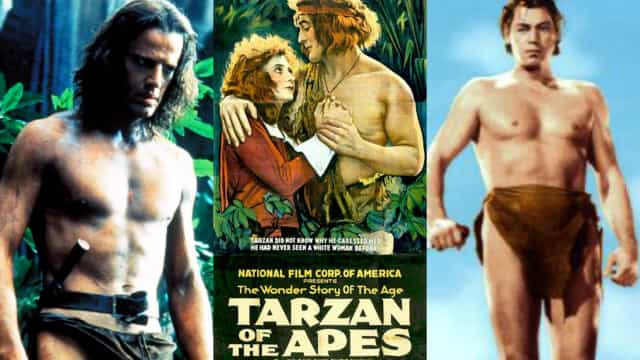 Lions, leopards, and loincloths: the evolution of Tarzan