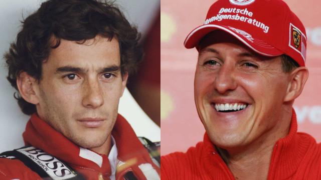 Os maiores pilotos da Fórmula 1 de todos os tempos!