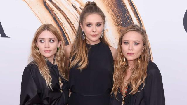 Irmã mais nova das gêmeas Olsen quer mudar o sobrenome