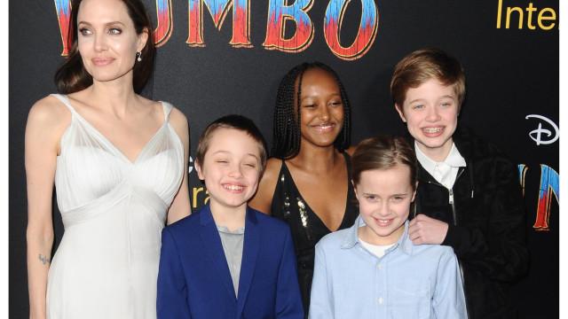 Angelina au ciné avec ses enfants, et les autres news des derniers jours!