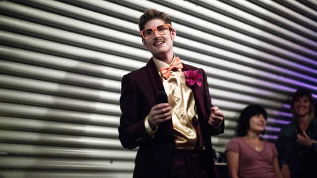 Dapper drag kings take the spotlight