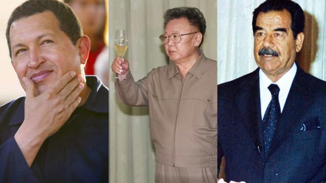 Les lubies surprenantes des dictateurs