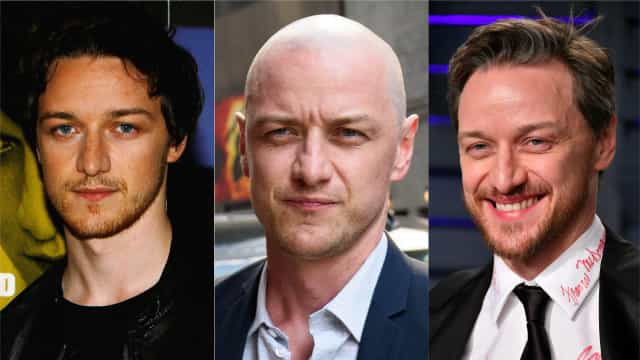 James McAvoy, the big 4-0 and the evolution of his career
