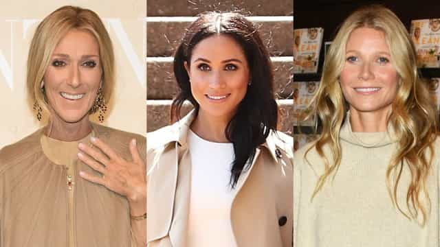 Beige is the new black: Stars love this fresh spring trend