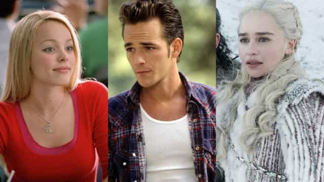 Older actors who played teenagers on-screen