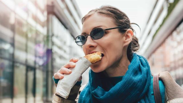 Deze 'gezonde' lunchgewoonte is toch slecht voor je