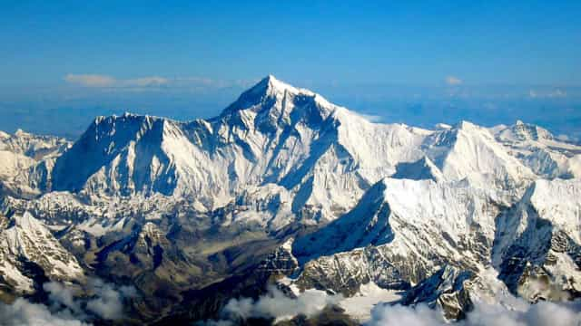Triumf og tragedie på Mount Everest