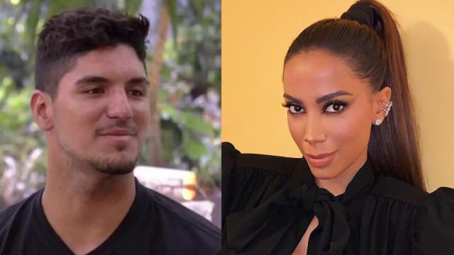 Amigos de Gabriel Medina detonam romance do surfista com Anitta