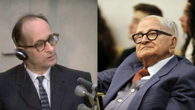 Rafi Eitan, Adolf Eichmann, and a kidnapping that stunned the world
