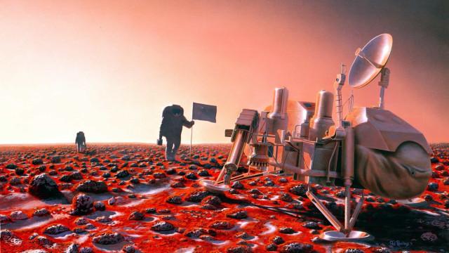Mars: poserons-nous les pieds sur la planète rouge en 2033?