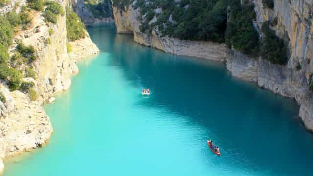 Les canyons les plus spectaculaires d'Europe