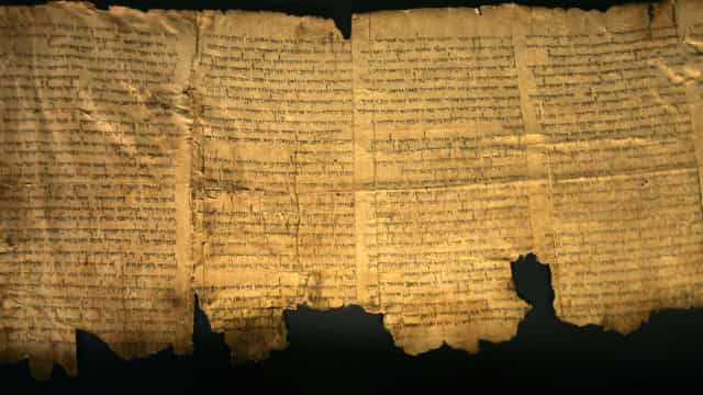 The astonishing discovery of the Dead Sea Scrolls