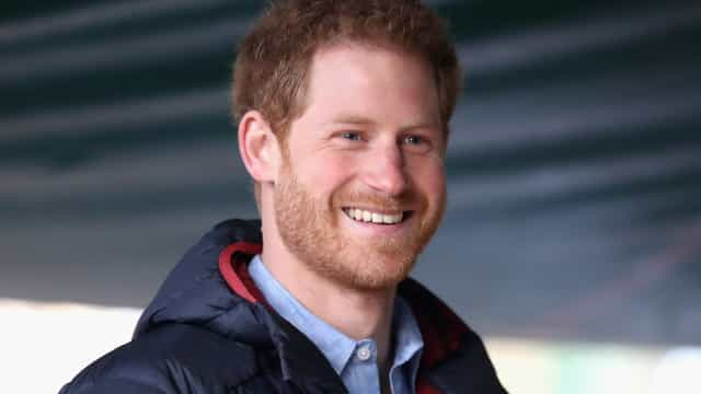 Prince Harry joins the ranks of celebrity producers