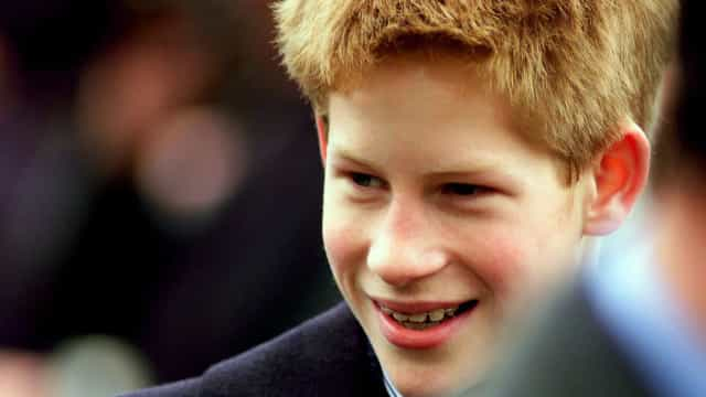 Prince Harry's journey from childhood to fatherhood