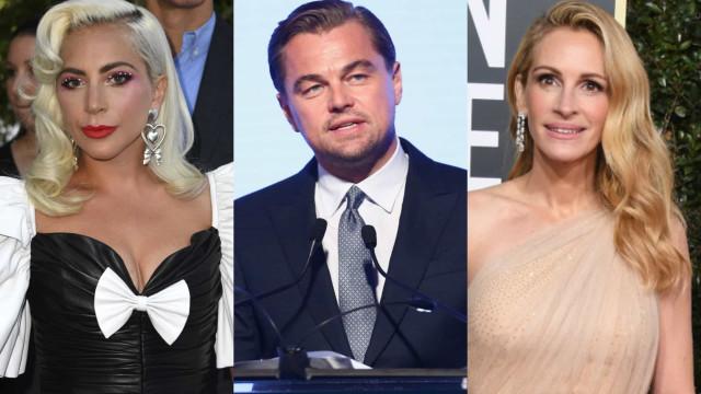 Yllättävää! Näillä julkkiksilla ei ole tähteä Hollywood Walk of Famella