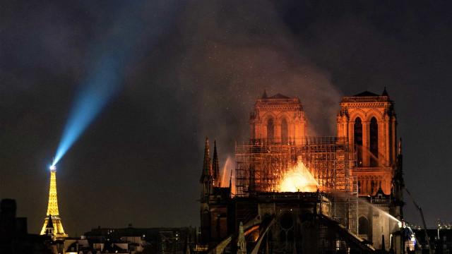 Maailmanhistorian tuhoisimmat tulipalot Rooman palosta Notre Damen katedraalin paloon