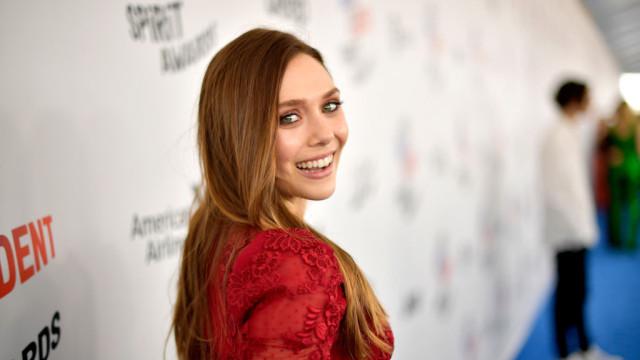Será Elizabeth Olsen a Vingadora com mais estilo?