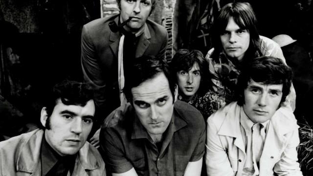 50 vuotta Monty Pythonin lentävää sirkusta!