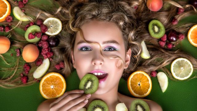 Mooi haar met de juiste voeding