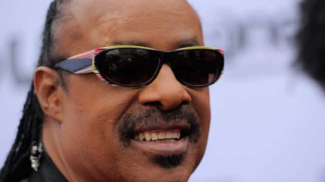 Isn't he lovely? Wonderful facts about Stevie Wonder