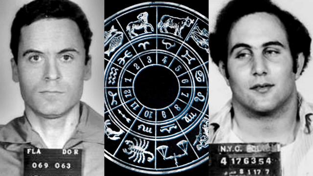 I vilka stjärntecken föddes världens mest omtalade seriemördare?