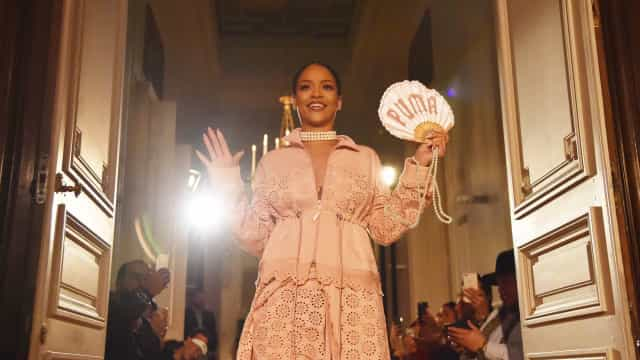 Rihanna and other celebs who launched their own fashion lines