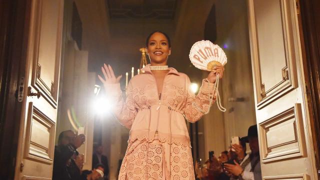 Rihanna och andra kändisar som lanserat sina egna modekollektioner