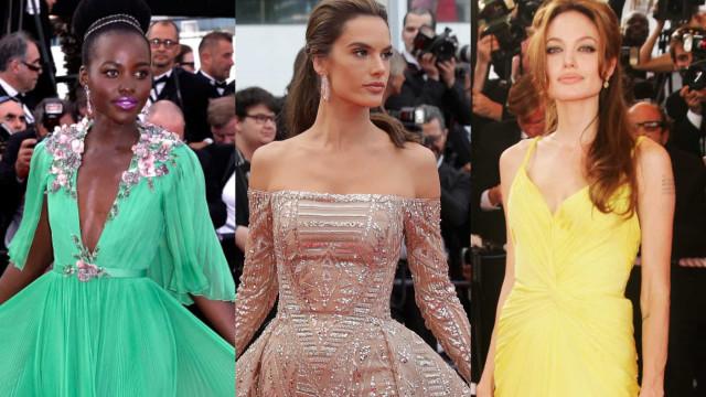 Oförglömliga stilar från filmfestivalen i Cannes