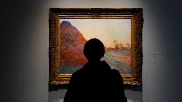 The most expensive paintings ever sold at auction
