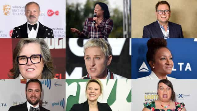 The funniest LGBT comedians on the planet