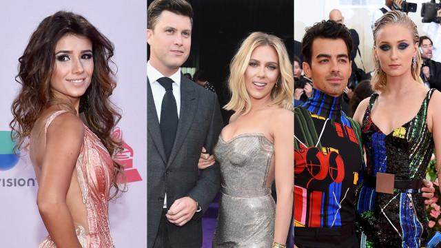 Scarlett Johansson fait la Une du Carnet Rose 2019