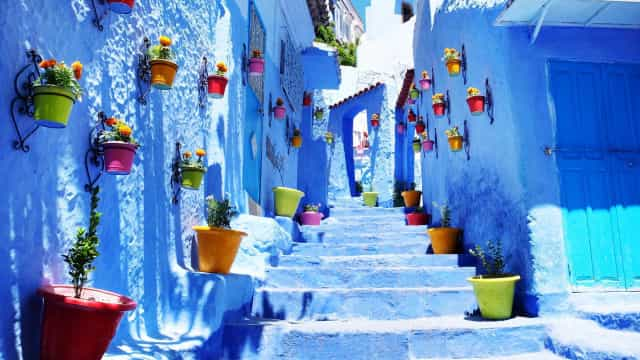 Fifty shades of blue: The story behind Chefchaouen's colorful walls