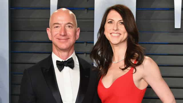 Charity cases: Bezos and the biggest donations of modern times