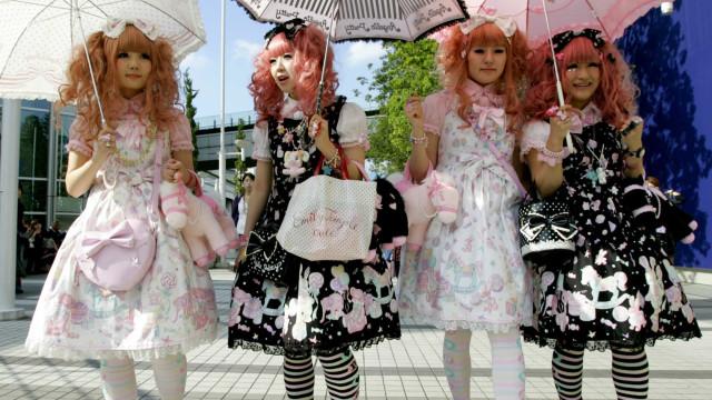 일본 스트리트 패션 속 하위문화의 변천사