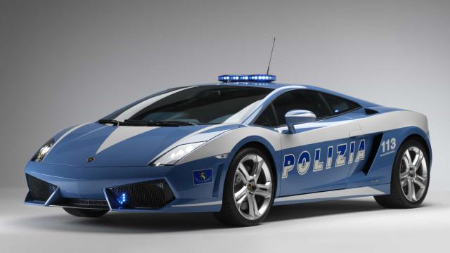 Maailman nopeimmat (ja kalleimmat) poliisiautot
