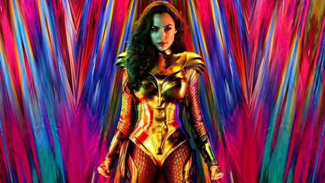 Novo pôster de 'Mulher-Maravilha' mostra armadura dourada da heroína pela 1ª vez