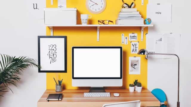 Practical ideas for organizing your home office