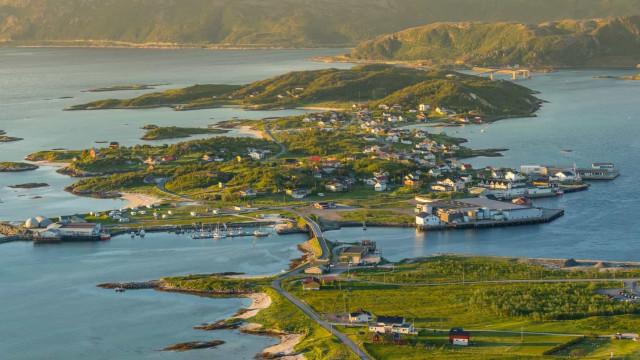 Oppdag sommer-øya som kvitter seg med tiden