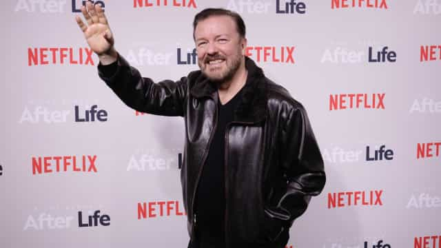 Ricky Gervais' funniest one-liners