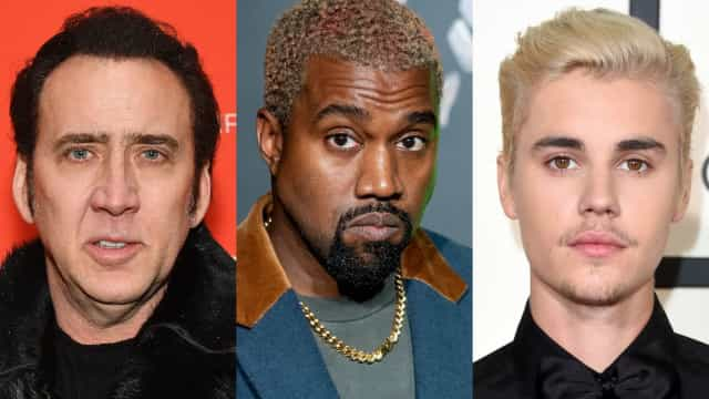 These male celebs all dye their hair