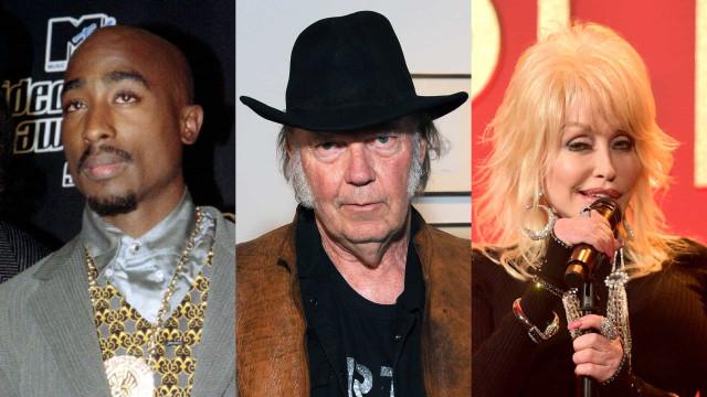 Artister som mistet musikken sin i lagerbrannen til Universial